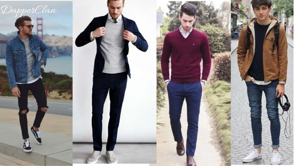 Importance of layering in skinny mens fashion