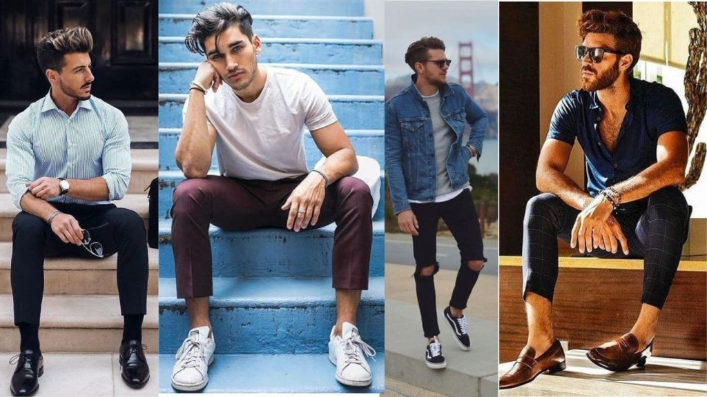 mens fashion for summer isincomplete without good shoes