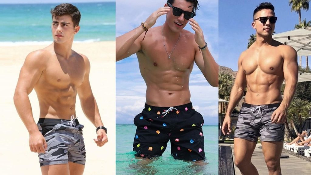 beach outfit men