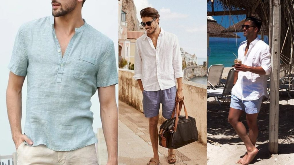 beach outfits men should wear
