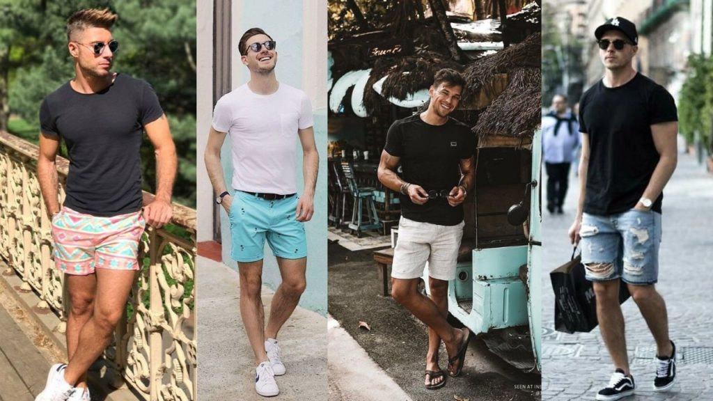 beach outfits for men