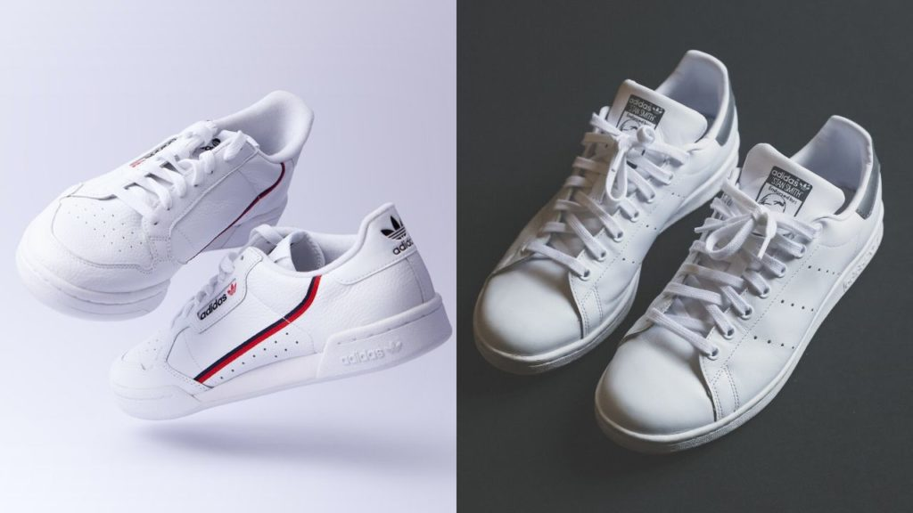 white sneakers and how to wear sneakers