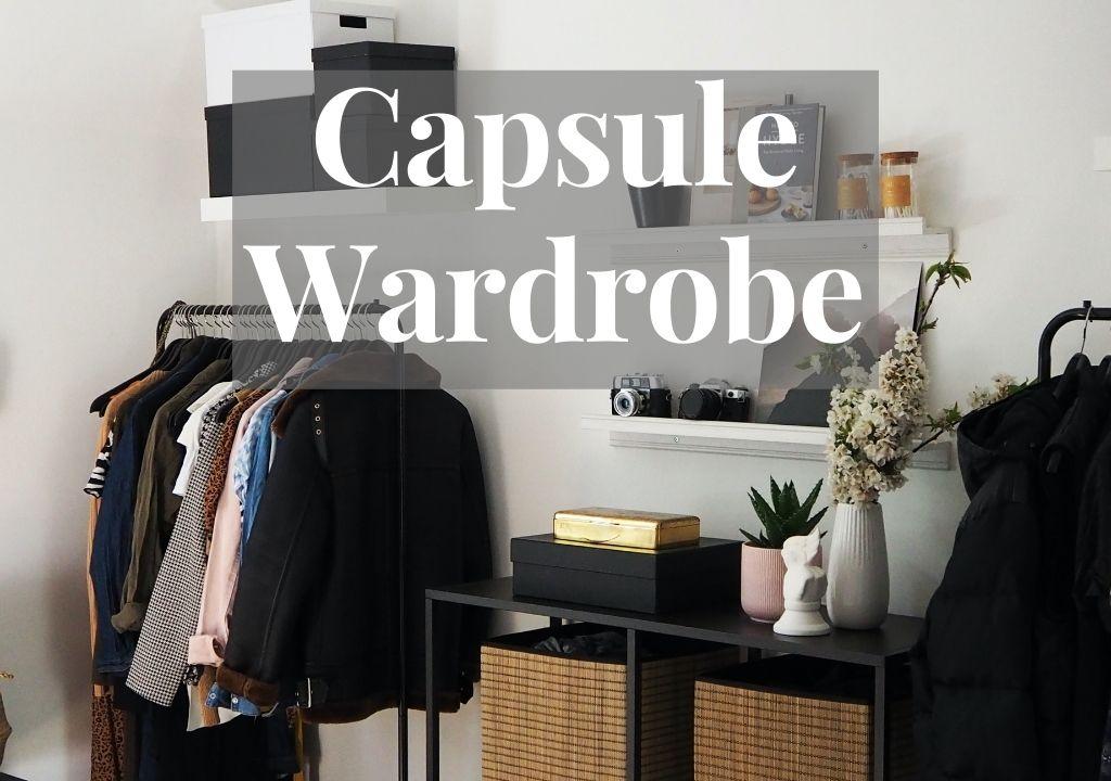 capsule minimalist wardrobe for men