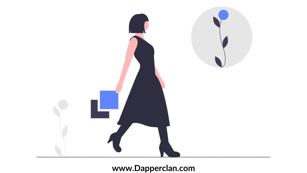 illustration of a woman - Is she using me for money?