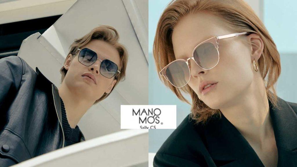 models weaing monomos sunglasses