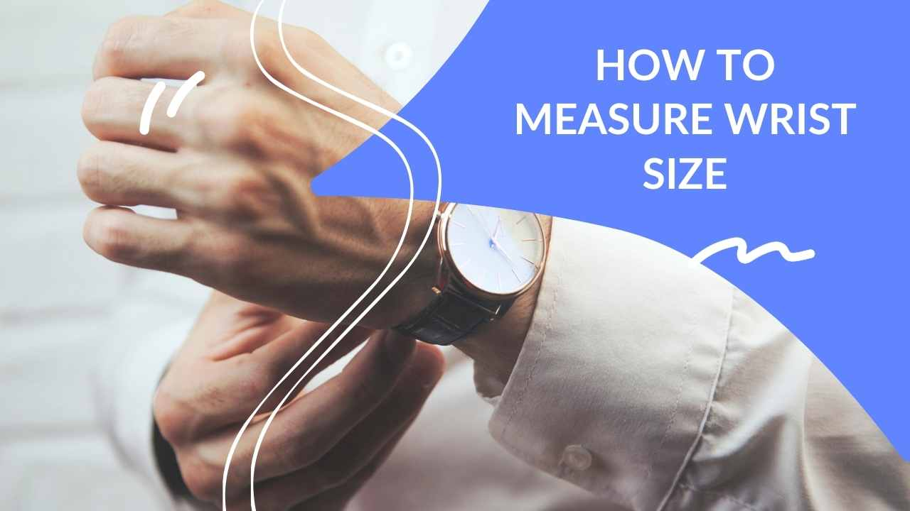 how to measure wrist size